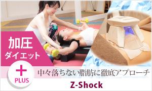 加圧+Z-Shock